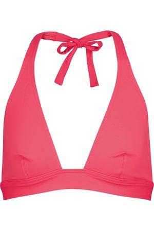 ERES Foulard halterneck bikini top