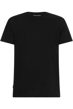 Calvin Klein Camiseta Manga Corta Contrast Graphic Logo L Ck Black