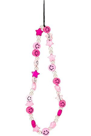 petit moments Mujer Accesorios - Beaded phone strap en color talla all en - Pink. Talla all.