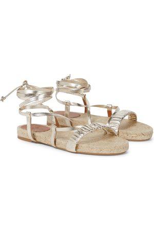 Castañer Pilar leather espadrille sandals