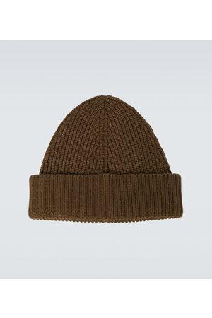 Maison Margiela Ribbed knitted beanie