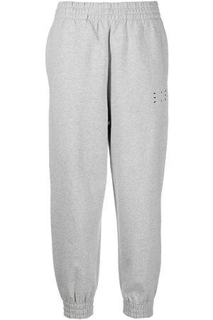 McQ Mujer Pantalones y Leggings - Pants con parche del logo
