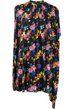 COOL T.M Mujer Cortos - Vestido corto con estampado floral