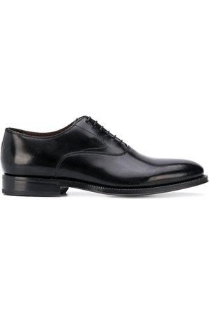 Green george Zapatos con agujetas y puntera en punta