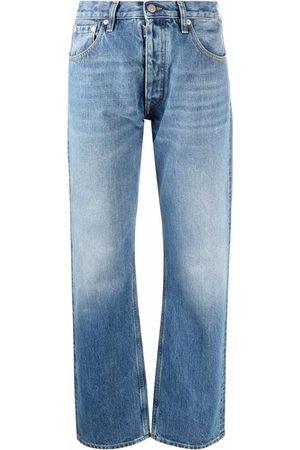 Maison Margiela Jeans rectos con tiro medio