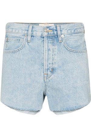 SLVRLAKE Shorts de mezclilla Farrah