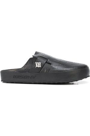 MISBHV Mujer Flats - Zapatos con logo