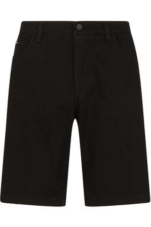 Dolce & Gabbana Shorts de mezclilla por la rodilla