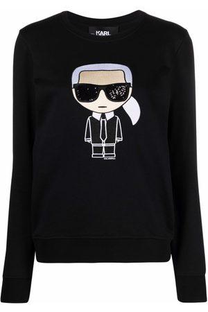Karl Lagerfeld Mujer Sudaderas - Sudadera con bordado Karl