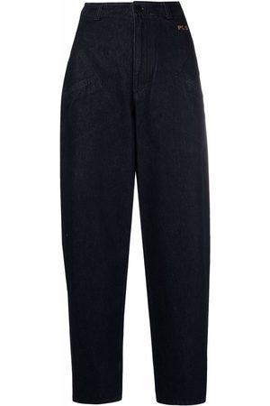 Serafini Mujer Jeans - Jeans con tiro alto