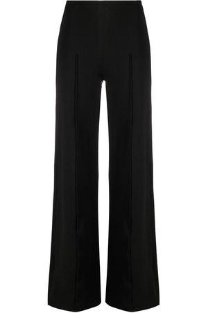 AZ FACTORY Mujer Anchos y de harem - Pantalones de corte ancho SuperTech-SuperChic