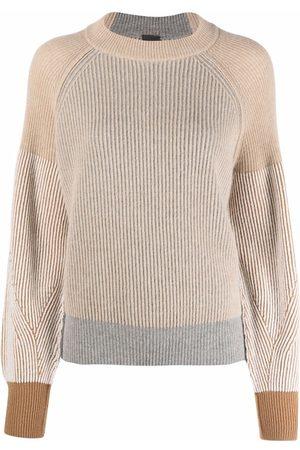 LORENA ANTONIAZZI Mujer Suéteres - Suéter con diseño color block