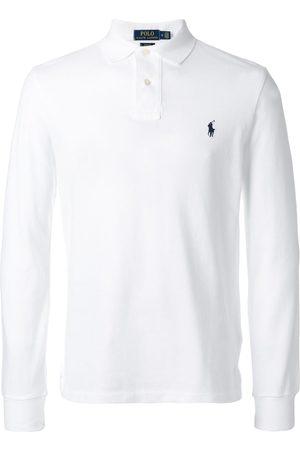 Polo Ralph Lauren Hombre Polos - Playera tipo polo con logo en contraste