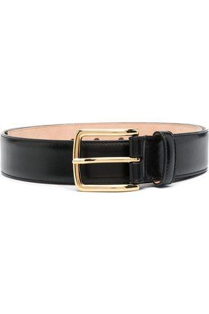 Thom Browne Hombre Cinturones - Cangurera con detalle de rayas RWB