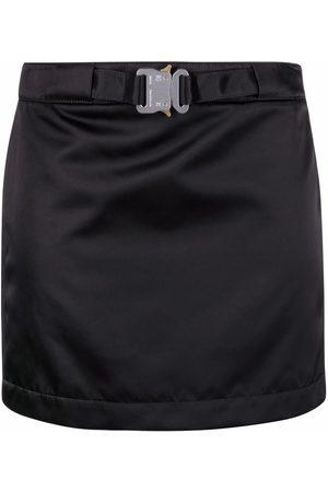 1017 ALYX 9SM Mujer Minifaldas - Falda corta con hebilla