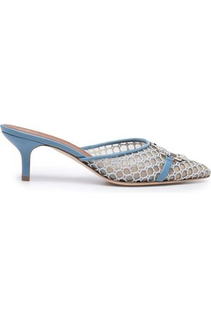 MALONE SOULIERS Mujer Zuecos - Mules Missy de mimbre