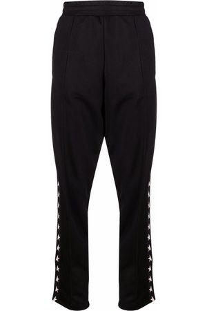 Golden Goose Pantalones de chándal con estrellas estampadas
