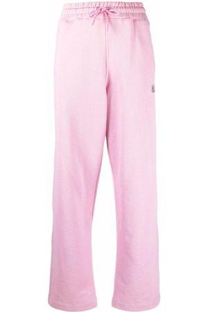 Ganni Pantalones Software Isoli rectos