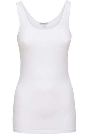James Perse Mujer Playeras - Camiseta Supima De Algodón Y Lyocell