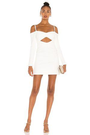 ALEXIS Vestido madine en color talla L en - White. Talla L (también en XS, S, M).