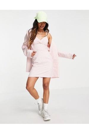 Heartbreak Cami strap mini dress co