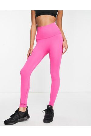 adidas Mujer Leggings - Adidas Training Sculpt seamless leggings in pink