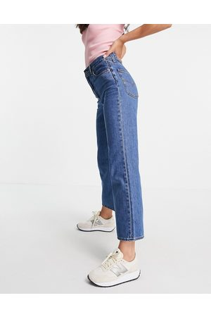 Levi's Mujer Acampanados - Levi's math club flared jeans in mid wash
