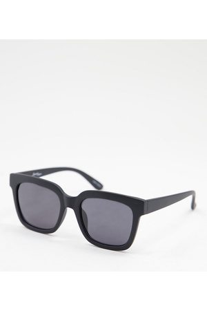 Jeepers Peepers Mujer Lentes de sol - Womens square sunglasses in black