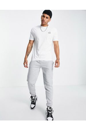 River Island Prolific tee and jogger set in grey