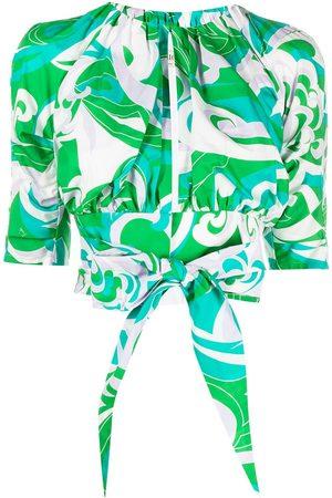 Emilio Pucci Mujer Camisas - Camisa Albizia