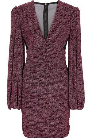 Rebecca Vallance Mujer Cortos - Bam Bam knit minidress