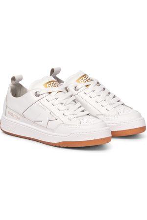 Golden Goose Yeah leather sneakers
