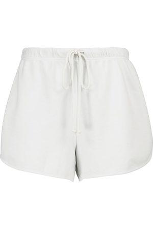 Velvet Presley cotton shorts