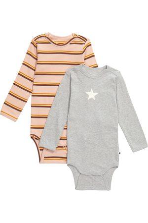 Molo Sets de ropa - Baby Foss set of 2 cotton bodysuits