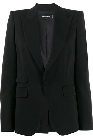 Dsquared2 Mujer Sacos - Blazer de traje ajustado