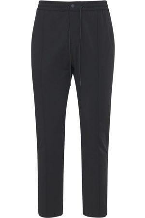 Pantaloni Torino Hombre Gabardinas - Pantalones Omega De Gabardina De Algodón