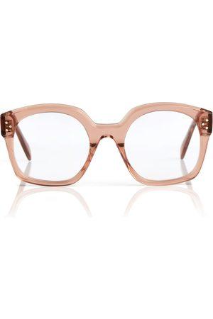 Céline Mujer D-frame acetate glasses