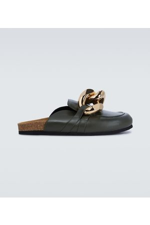 J.W.Anderson Hombre Mocasines - Curb chain loafers
