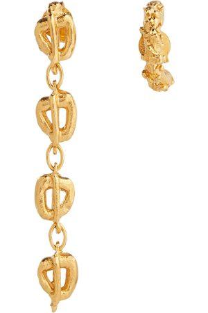 Alighieri The Trailblazer 24kt gold-plated earrings