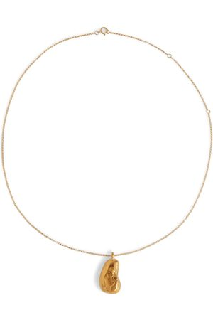 Alighieri Mujer Collares - The Milkyway Untold 24kt gold-plated necklace