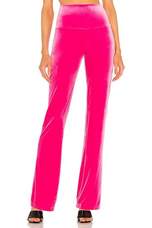 Norma Kamali Mujer De vestir - Pantalón en color fucsia talla L en - Fuchsia. Talla L (también en XS, S, M).