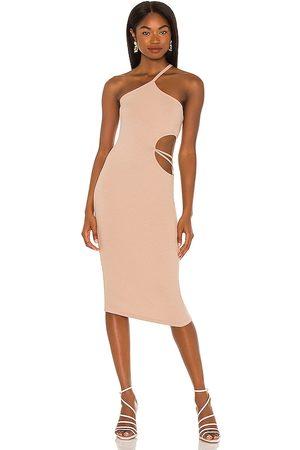 LnA Vestido paradis en color talla L en - . Talla L (también en XS, S, M).