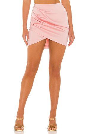 NBD Mujer Minifaldas - Minifalda rose quartz en color rosado talla L en - Pink. Talla L (también en XXS, XS, S, M, XL).
