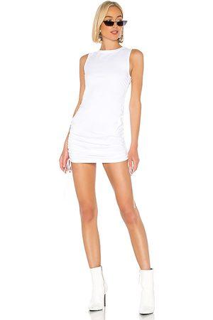 COTTON CITIZEN Vestido tirantes lisbon en color talla L en - White. Talla L (también en XS, S, M).