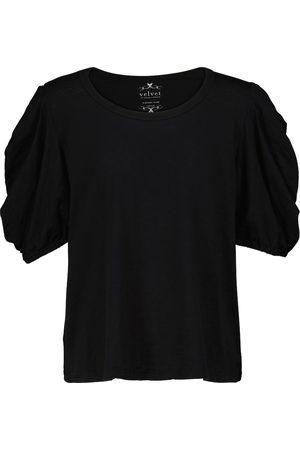 Velvet Kiera cotton jersey T-shirt