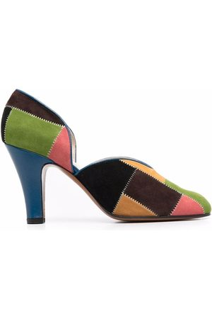 Salvatore Ferragamo Zapatillas con diseño colour block