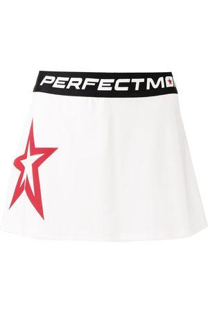 Perfect Moment Mujer Minifaldas - Falda corta con logo Starlight