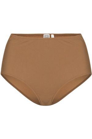 Totême Bikini bottom con tiro alto