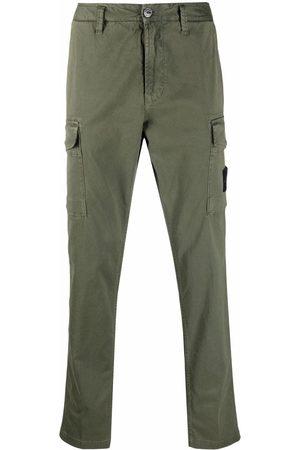 Stone Island Pantalones cargo rectos