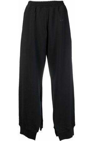 MM6 MAISON MARGIELA Pantalones con abertura lateral